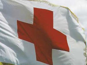 Cruz Vermelha tem desenvolvido iniciativas para recrutar voluntários Fonte: DR