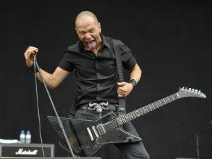 O rock esteve em destaque no Passeio Marítimo de Algés esta sexta