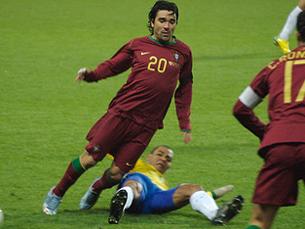 Portugal luta pelo apuramento para o Mundial 2010 Foto: Flickr / AFP