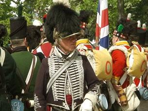 As Festas do Senhor de Matosinhos vão ter uma recriação histórica das invasões francesas Foto: Ana Romão Moura/Arquivo JPN