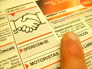 O número de desempregados em Portugal continua a descer Foto: Pedro Rios/Arquivo JPN