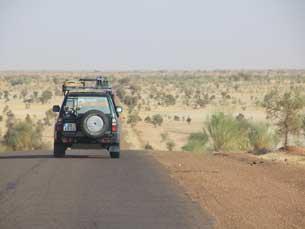 A primeira expedição foi feita ao deserto do Saara, na Mauritânia Fotos: RTP