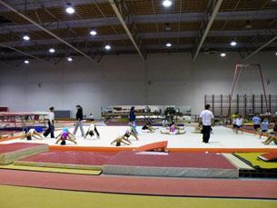 FADEUP é um dos principais locais da prática de desporto na universidade Fotos: Vera Covêlo Tavares