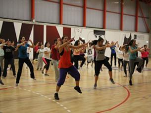 A mega aula desportiva do CDUP acontece no dia 15 de janeiro, no Estádio Universitário Foto: DR/CDUP