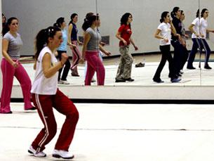A Universidade do Porto vai oferecer uma semana de atividades desportivas, centradas no fitness Foto: Arquivo JPN