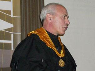 José Agostinho Marques está à frente da FMUP desde 2007 Foto: JPN