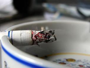 """Comissão Parlamentar da Saúde quer """"desencorajar o fumo do tabaco"""" Foto: SXC"""