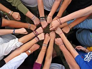 A falta de jovens ainda se nota no mundo do voluntariado Foto: 365 Dias que Acalmaram o Mundo/Flickr