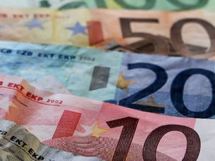 Défice orçamental português vai subir de 2,2% em 2008 para 2,6% em 2009, de acordo com Bruxelas. Foto: DR