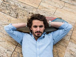 Os skates do designer Diogo Frias podem ser adquiridos na loja online Foto: Dato Daraselia