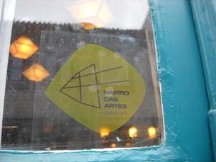 O Bairro das Artes Circuit conta já com cerca de 50 aderentes Foto: Vera Quintas