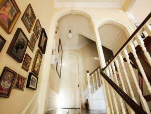 O Dixo's Oporto Hostel é considerado património mundial pela UNESCO Foto: DR