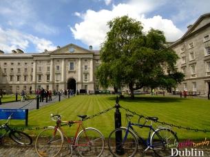 Dublin tem inúmeros pontos de interesse para os adeptos portugueses visitarem Foto: DR