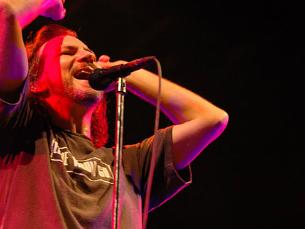 Eddie Vedder está confirmado para a 16.ª edição do festival Sudoeste TMN Foto: Gustavo Medde/Flickr