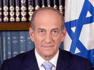 Olmert aceita as críticas, mas mantém