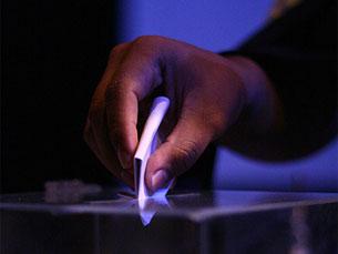 As eleições espanholas ficaram marcadas pela grande percentagem de votos brancos e nulos Foto: DR