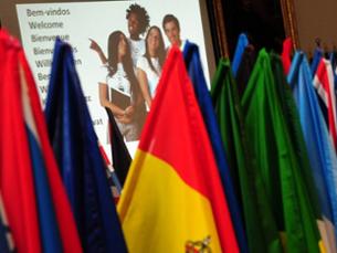 Brasil, Espanha e Itália lideram o ranking de estudantes Erasmus Foto: DR