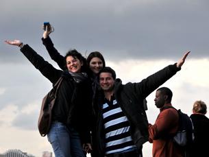 O Erasmus está garantido, pelo menos por mais oito anos, e traz novidades para os estudantes de Mestrado Foto: Hugo Alexandre Cruz/ISCTE