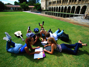 Estudantes latino