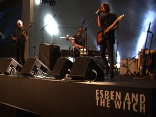 Depois de Paredes Coura 2011, Esben and The Witch regressaram a um palco português Foto: Catarina de Vilhena