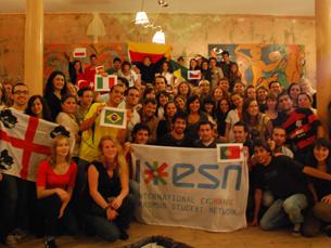 Erasmus do Porto têm um novo espaço às terças