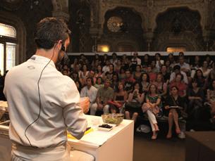 O chefe Henrique Sá Pessoa vai estar presente na 5ª. edição do evento Foto: DR