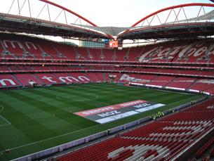 Lisboa vai ser palco da final da Champions League em 2014 Foto: DR