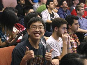 O Estatuto do Estudante Internacional vai potenciar novas receitas para as universidades Foto: hackNY/Flickr
