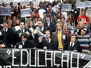 """Dia do Estudante, dia 24 de março, será celebrado com um """"Mural de Reivindicações"""" Foto: Arquivo JPN"""