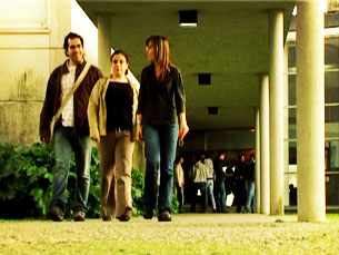 Reitoria da UP confia na participação dos estudantes no processo eleitoral Foto: Arquivo JPN