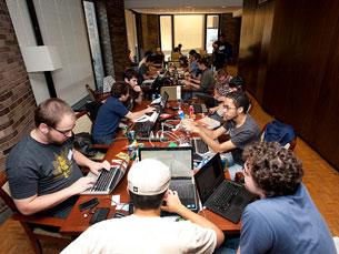 O Vodafone Mobile Data Challenge incentiva a apresentação de projetos e soluções inovadoras Foto: hackNY/Flickr