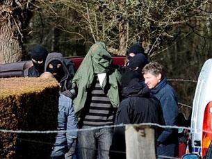 Esta é já a oitava detenção de etarras em França Foto: Globovisión /  Flickr