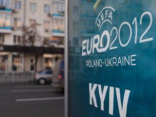 Kiev é uma das quatro cidades ucranianas a receber o evento Foto: UEFA