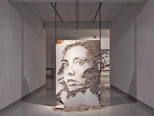"""A exposição """"Detritos"""" pode ser visitada na Galeria Presença Foto: DR"""