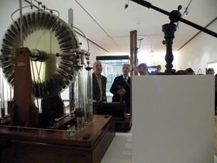 A exposição inclui instrumentos da Faculdade de Ciências com cerca de 200 anos Foto: Mariana Catarino