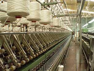 Os principais países importadores de têxteis nacionais são a França, Alemanha  e Espanha Foto: Arquivo JPN