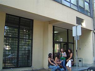 Actuais instalações da ESTSP na Praça Coronel Pacheco Foto: Arquivo JPN