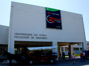 A Faculdade de Desporto da UP tem actualmente mais de 1000 estudantes Foto: JPR