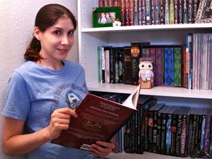 """Livros e DVD's são os objetos mais colecionados pelos fãs da chamada """"cultura pop"""" Foto: starsprinkles/Flickr"""