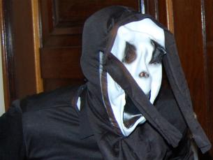 O terror marcou presença no Baile dos Vampiros Foto: Teresa Castro Viana