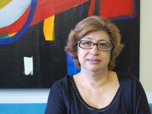 Fátima Marinho entrou para a FLUP como aluna em 1971 Foto: Ana Maria Henriques