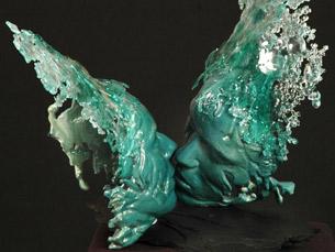 Está é uma das obras que poderá ser apreciada até 7 de janeiro de 2012 Foto: DR