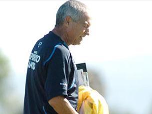 Bastou uma época sem o título para ser Jesualdo sair... e pela porta pequena Foto: FC Porto
