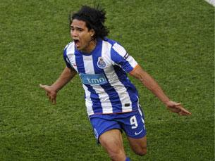 O FC Porto conquistou o seu quarto título europeu Foto: Record