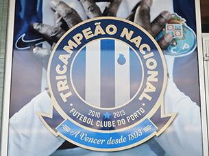O FC Porto conquistou o 27.º título nacional de futebol, o terceiro consecutivo desde André Villas