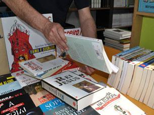 A Feira do Livro do Porto 2012 termina a 17 de junho Foto: Arquivo JPN