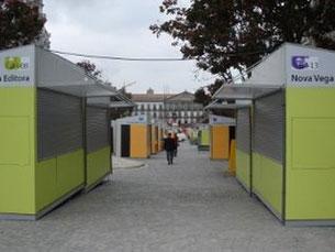 As negociações para salvar a Feira do Livro do Porto ainda estão a decorrer Foto: Arquivo JPN