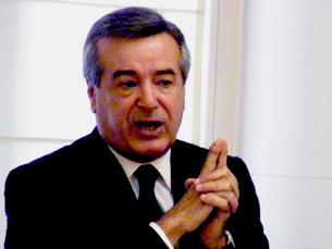 Fernando Gomes defende que a principal função do Bolhão deve ser mantida Fotos: Joana Vasconcelos