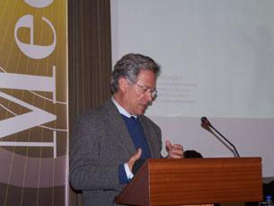 Fernando Nobre foi o convidado na cerimónia dos 185 anos da FMUP Foto: Renata Silva