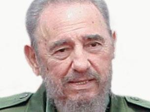 Fidel, de 81 anos, encontra